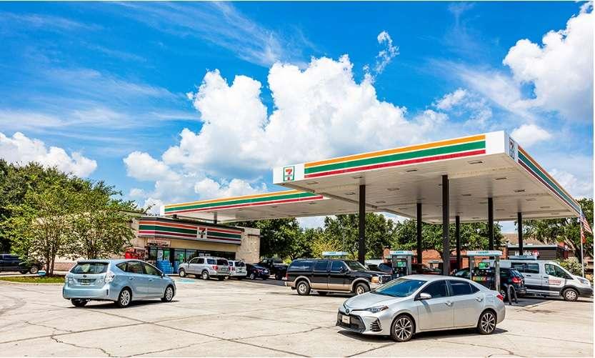7 Eleven in Lakeland Florida